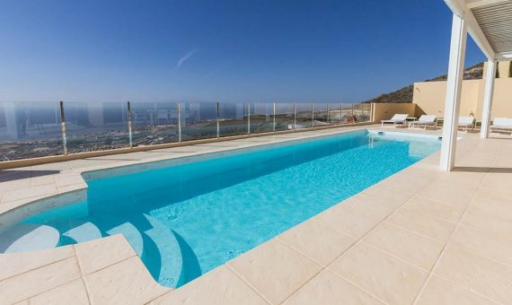 Villa in Adeje,  Roque del Conde, 440 m2, fully furniture, terrace, garage, parking   | 3