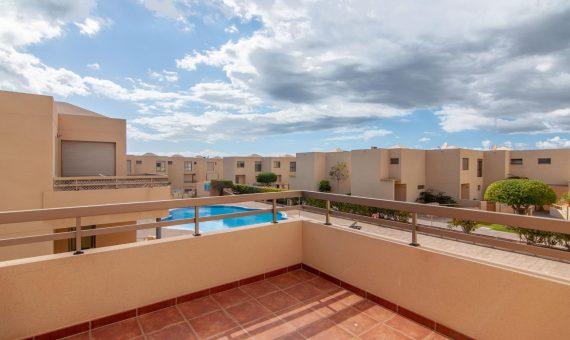 Casa en Granadilla,  El Medano, 165 m2, con mueble, terraza   | 4