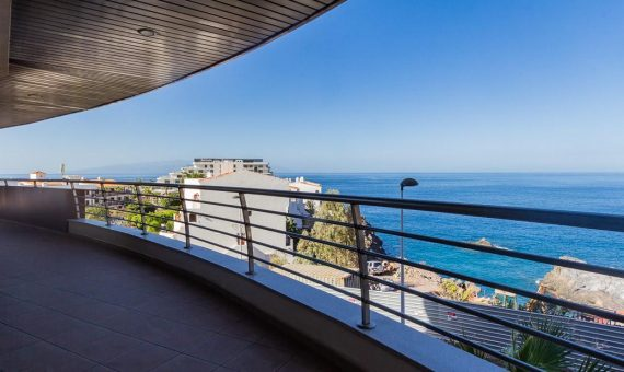Apartment in Santiago del Teide,  Los Gigantes, 146 m2, terrace, garage, parking   | 2