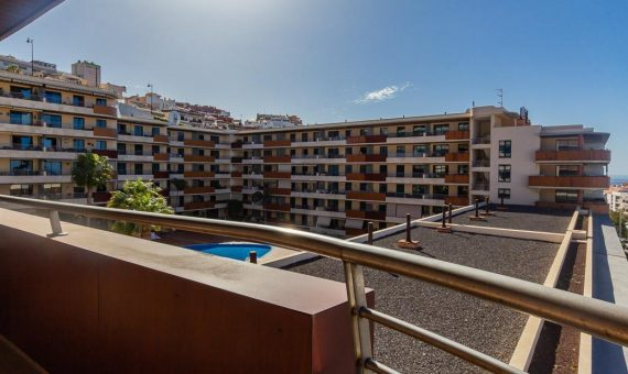 Apartment in Santiago del Teide,  Los Gigantes, 146 m2, terrace, garage, parking   | 4