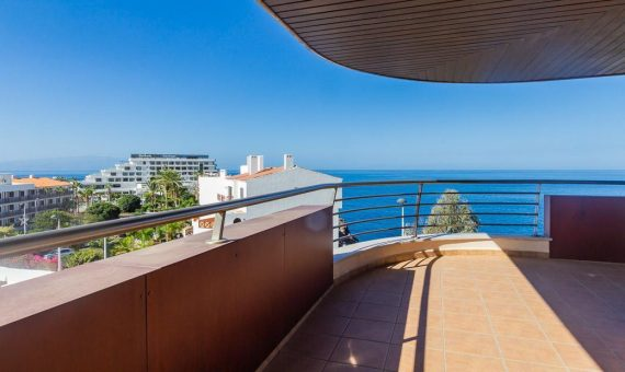 Apartment in Santiago del Teide,  Los Gigantes, 146 m2, terrace, garage, parking   | 1