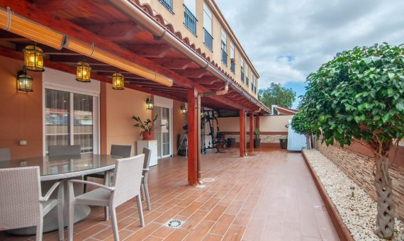 Apartment in San Miguel de Abona,  LLano del Camello, 113 m2, partially furniture, terrace, garage, parking   | 3
