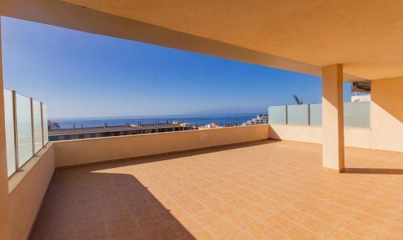 Piso en Santiago del Teide,  Los Gigantes, 72 m2, terraza, garaje, aparcamento, aparcamento   | 3