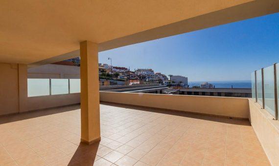 Piso en Santiago del Teide,  Los Gigantes, 72 m2, terraza, garaje, aparcamento, aparcamento   | 4