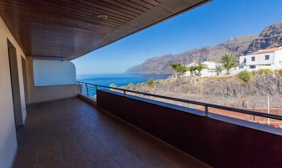 Apartment in Santiago del Teide,  Los Gigantes, 72 m2, terrace, garage, parking   | 1