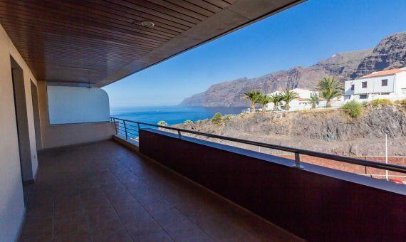 Piso en Santiago del Teide,  Los Gigantes, 72 m2, terraza, garaje, aparcamento, aparcamento   | 2