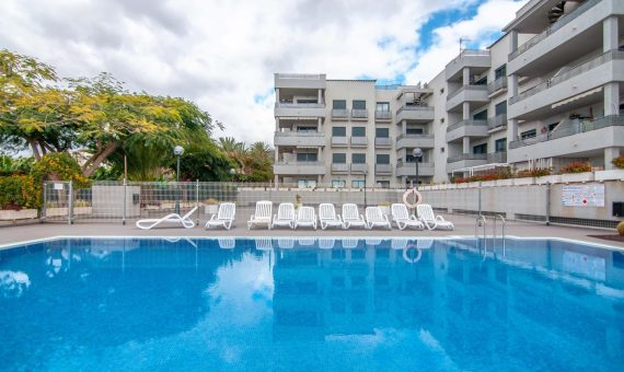 Apartment in Adeje,  Playa Paraiso, 71 m2, terrace, garage, parking   | 127558-570x340-jpg