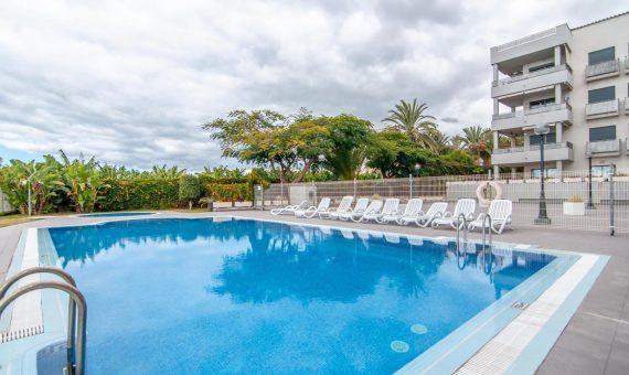 Apartment in Adeje,  Playa Paraiso, 71 m2, terrace, garage, parking   | 1