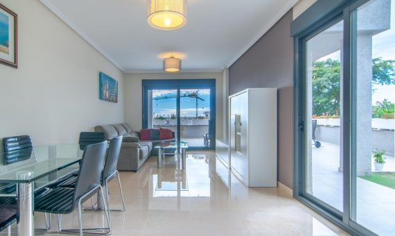 Apartment in Adeje,  Playa Paraiso, 71 m2, terrace, garage, parking   | 4