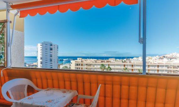 Apartment in Arona, city Los Cristianos, 41 m2, fully furniture, terrace   | 127689-570x340-jpg