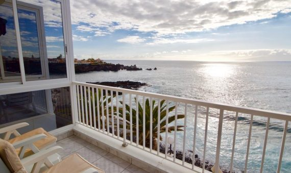 Apartment in Santiago del Teide,  Playa la Arena, 70 m2, fully furniture, terrace   | 1