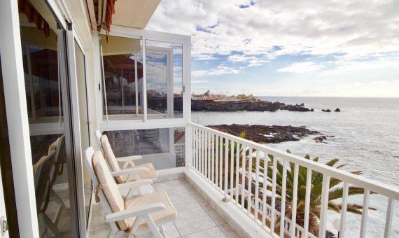 Apartment in Santiago del Teide,  Playa la Arena, 70 m2, fully furniture, terrace   | 2