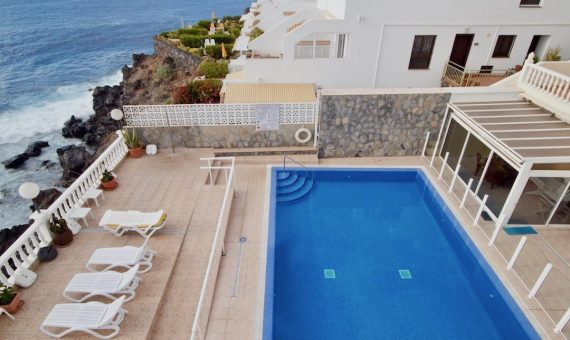 Apartment in Santiago del Teide,  Playa la Arena, 70 m2, fully furniture, terrace   | 3