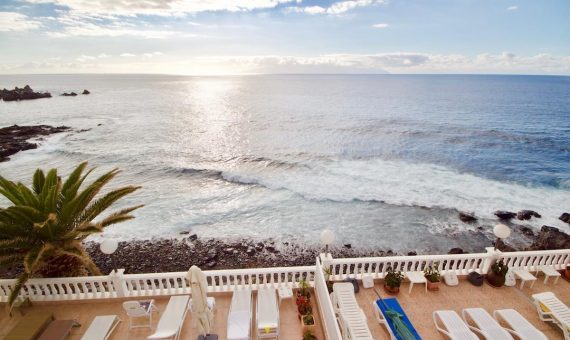Apartment in Santiago del Teide,  Playa la Arena, 70 m2, fully furniture, terrace   | 4