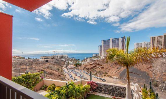 Townhouse in Adeje,  Playa Paraiso, 175 m2, fully furniture, garden, terrace, balcony, garage, parking   | 2