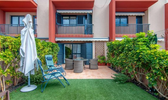 Townhouse in Adeje,  Playa Paraiso, 175 m2, fully furniture, garden, terrace, balcony, garage, parking   | 127968-570x340-jpg