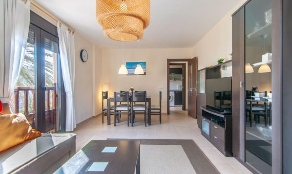 Apartment in Arona,  Palm Mar, 70 m2, fully furniture, terrace   | 3