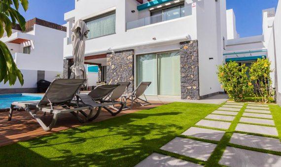 Вилла в Арона,  Лос-Кристианос, 295 м2, с мебелью, сад, террасса, гараж   | 3