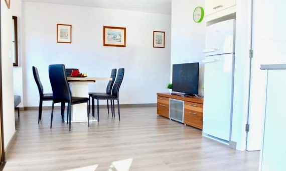 Apartment in Santiago del Teide,  Puerto Santiago, 90 m2, fully furniture, terrace   | 4