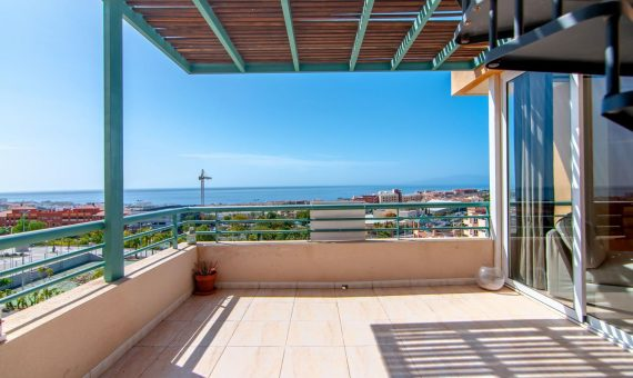 Apartment in Adeje,  El Madroñal, 81 m2, fully furniture, terrace, garage, parking   | 1