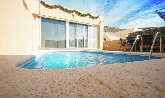 Villa in Adeje, city El Madroñal, 165 m2, garden, terrace   | 128348-570x340-jpg