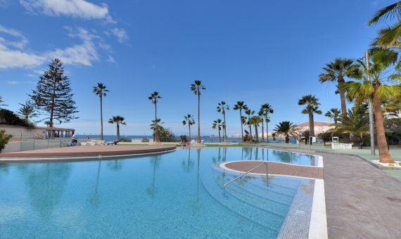 Apartment in Arona,  Los Cristianos, 70 m2, fully furniture, terrace   | 3
