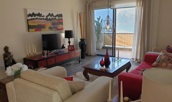 Apartment in Santiago del Teide,  Los Gigantes, 110 m2, fully furniture, terrace   | 3