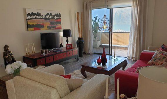 Квартира в Сантъяго-дель-Тейде,  Лос Хигантес, 110 м2, с мебелью, террасса   | 4