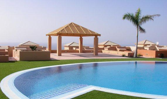 Villa in Adeje,  Golf Costa Adeje, 120 m2, garden, terrace, balcony, garage, parking   | 1499-570x340-jpg