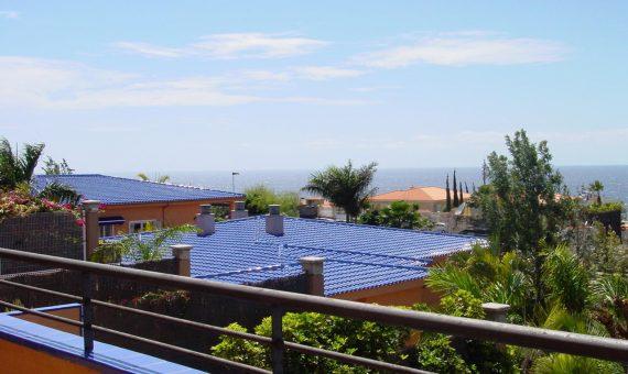 Таунхаус в Сантъяго-дель-Тейде,  Лос Хигантес, 182 м2, с мебелью, сад, террасса, гараж   | 2