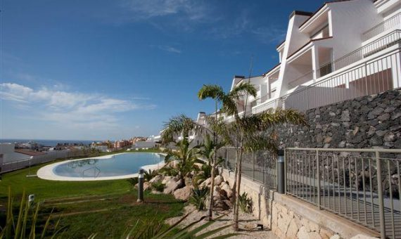 Apartment in Adeje,  La Caleta, 100 m2, terrace, garage, parking   | 1