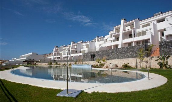 Apartment in Adeje,  La Caleta, 100 m2, terrace, garage, parking   | 2