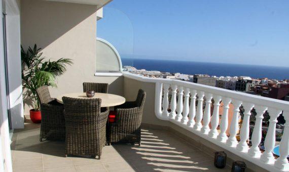 Квартира в Сантъяго-дель-Тейде,  Лос Хигантес, 110 м2, с мебелью, террасса, балкон, гараж   | 28192-570x340-jpg