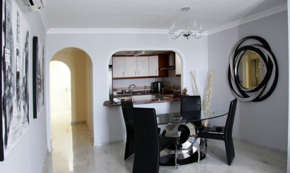Apartment in Santiago del Teide,  Los Gigantes, 110 m2, fully furniture, terrace, balcony, garage, parking   | 3