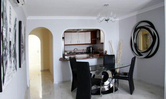 Квартира в Сантъяго-дель-Тейде,  Лос Хигантес, 110 м2, с мебелью, террасса, балкон, гараж   | 4