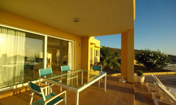 Villa in Adeje,  Roque del Conde, 380 m2, fully furniture, terrace   | 2