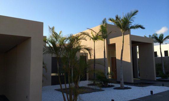Вилла в Адехе,  Гольф-Коста-Адехе, сад, террасса, балкон, гараж   | 49775-570x340-jpg