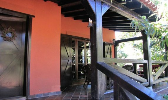Villa in La Orotava, 134 m2, garden, terrace, garage, parking   | 3