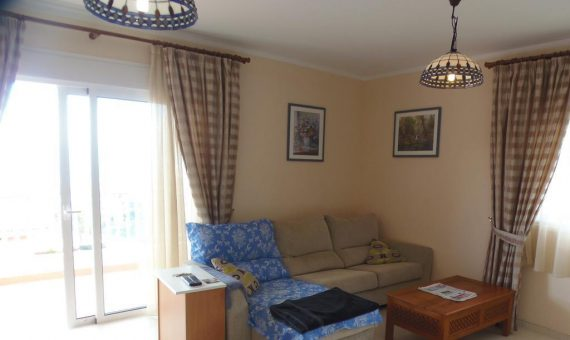 Apartment in Adeje,  El Madroñal, 91 m2, fully furniture, balcony, garage, parking   | 1