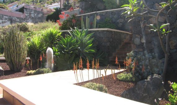 Villa in El Sauzal, 135 m2, fully furniture, garden, terrace, balcony, garage, parking   | 4