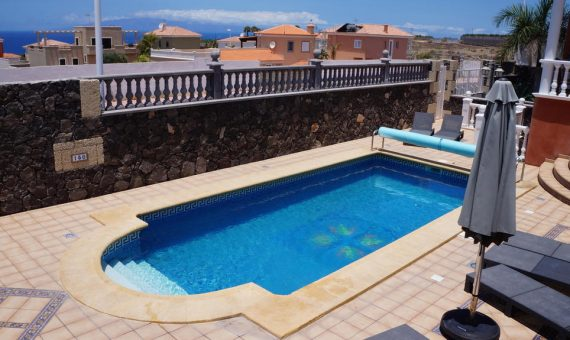 Villa in Adeje,  Callao Salvaje, 280 m2, fully furniture, terrace, garage, parking   | 4