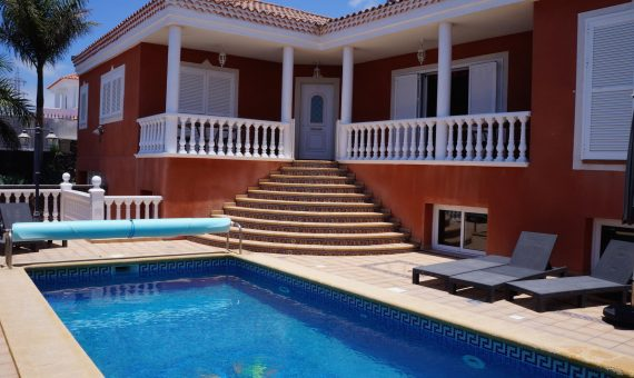 Villa in Adeje,  Callao Salvaje, 280 m2, fully furniture, terrace, garage, parking   | 73364-570x340-jpg