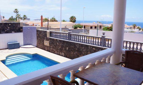Villa in Adeje,  Callao Salvaje, 280 m2, fully furniture, terrace, garage, parking   | 1