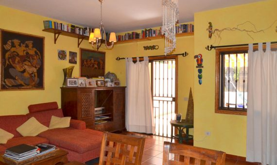 Townhouse in Arona,  Chayofa, 95 m2, terrace, garage, parking   | 2