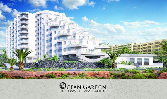 Apartment in Adeje,  Playa Paraiso, 91 m2, garden, terrace   | 84915-570x340-jpg