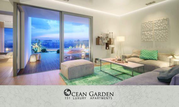 Apartment in Adeje,  Playa Paraiso, 91 m2, garden, terrace     4