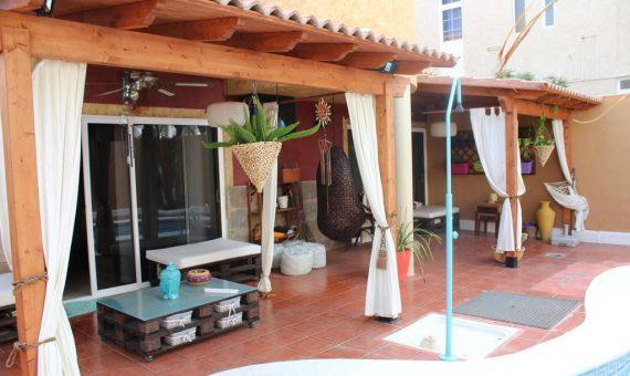 Вилла в Арона,  Коста-дель-Силенсио, 285 м2, с мебелью, сад, террасса, гараж   | 2