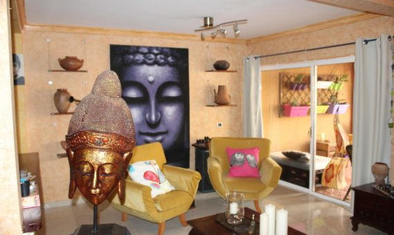Villa in Arona,  Costa del Silencio, 285 m2, fully furniture, garden, terrace, garage, parking     4