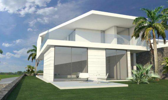 Вилла в Гия-де-Исора,  Абама, 131 м2, сад, террасса, балкон, гараж   | 2