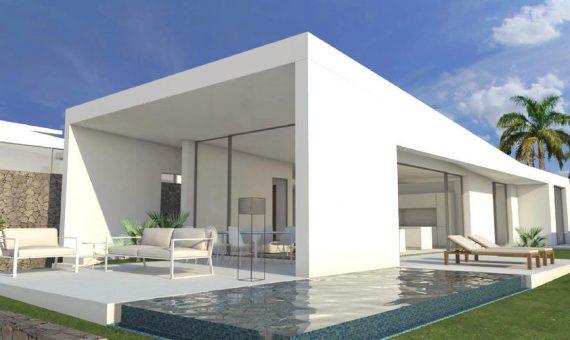 Casa en Guia de Isora,  Abama, 131 m2, jardin, terraza, balcon, garaje, aparcamento, aparcamento   | 87860-570x340-jpg